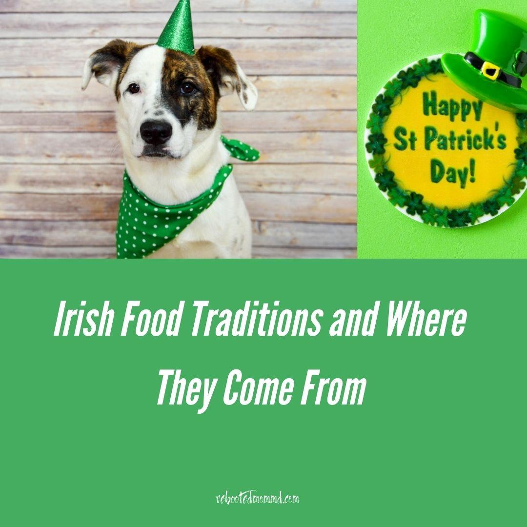 irish food traditions