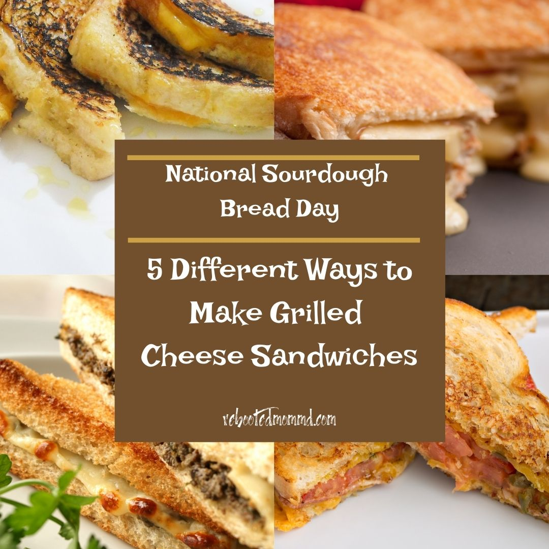 ways to make grilled cheese