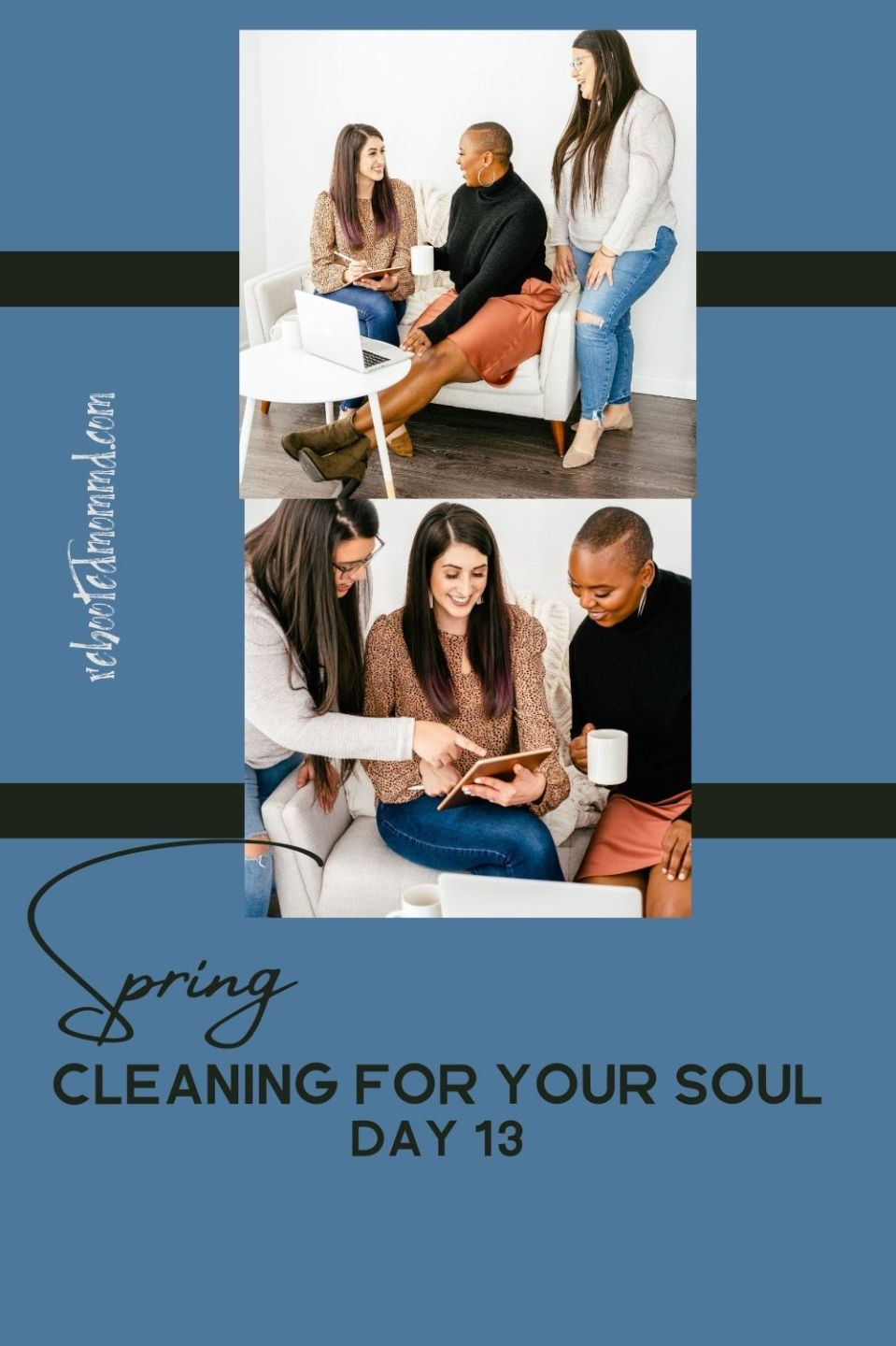 Spring Cleaning for Your Soul, Day 13: Plant the Seeds for Positive Change