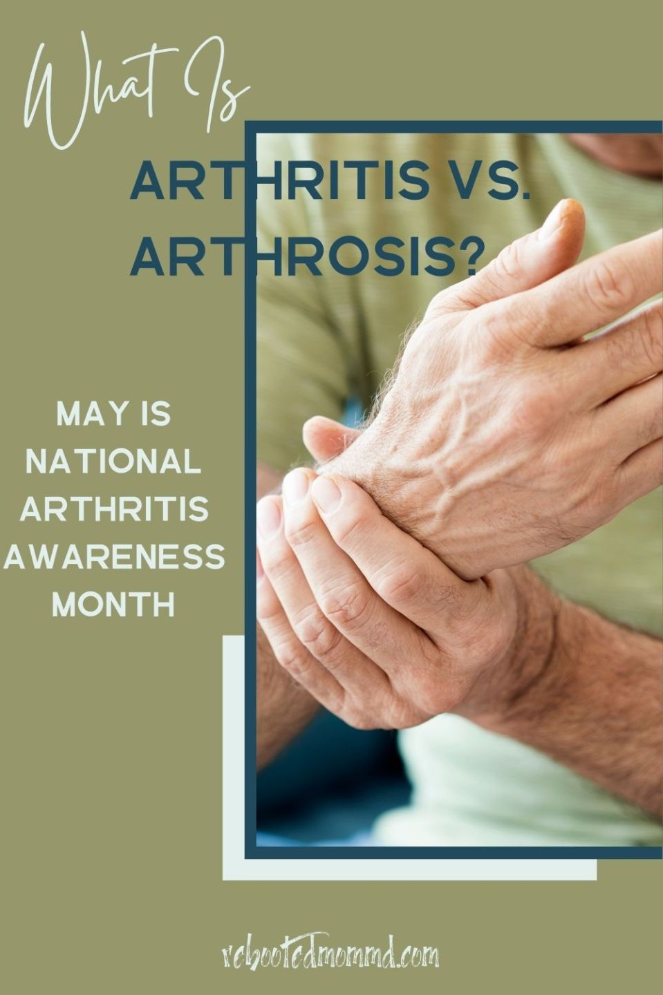 What Is The Difference Between Arthritis and Arthrosis?