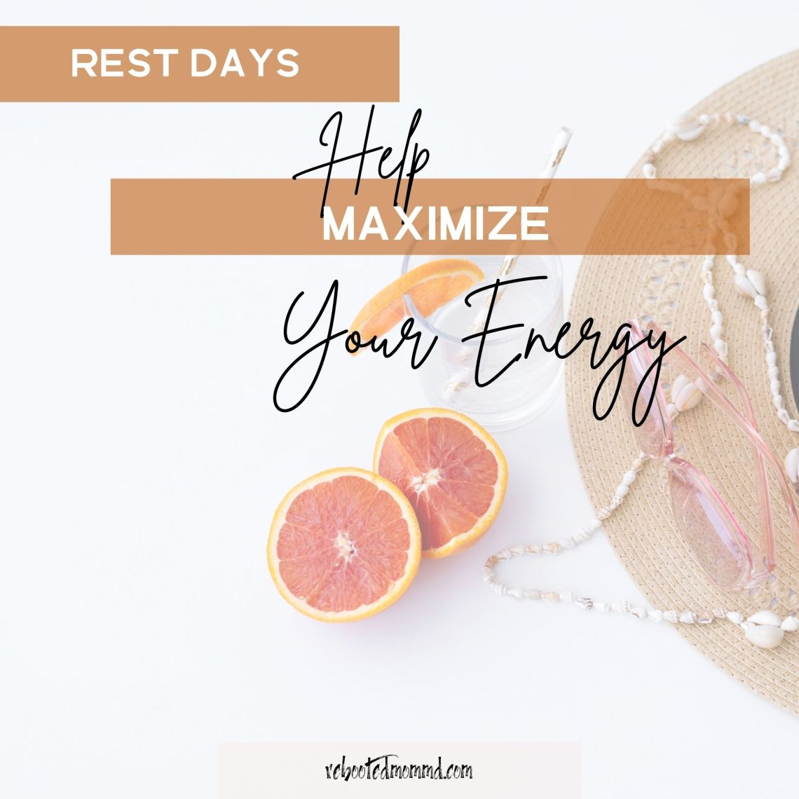 rest day energy