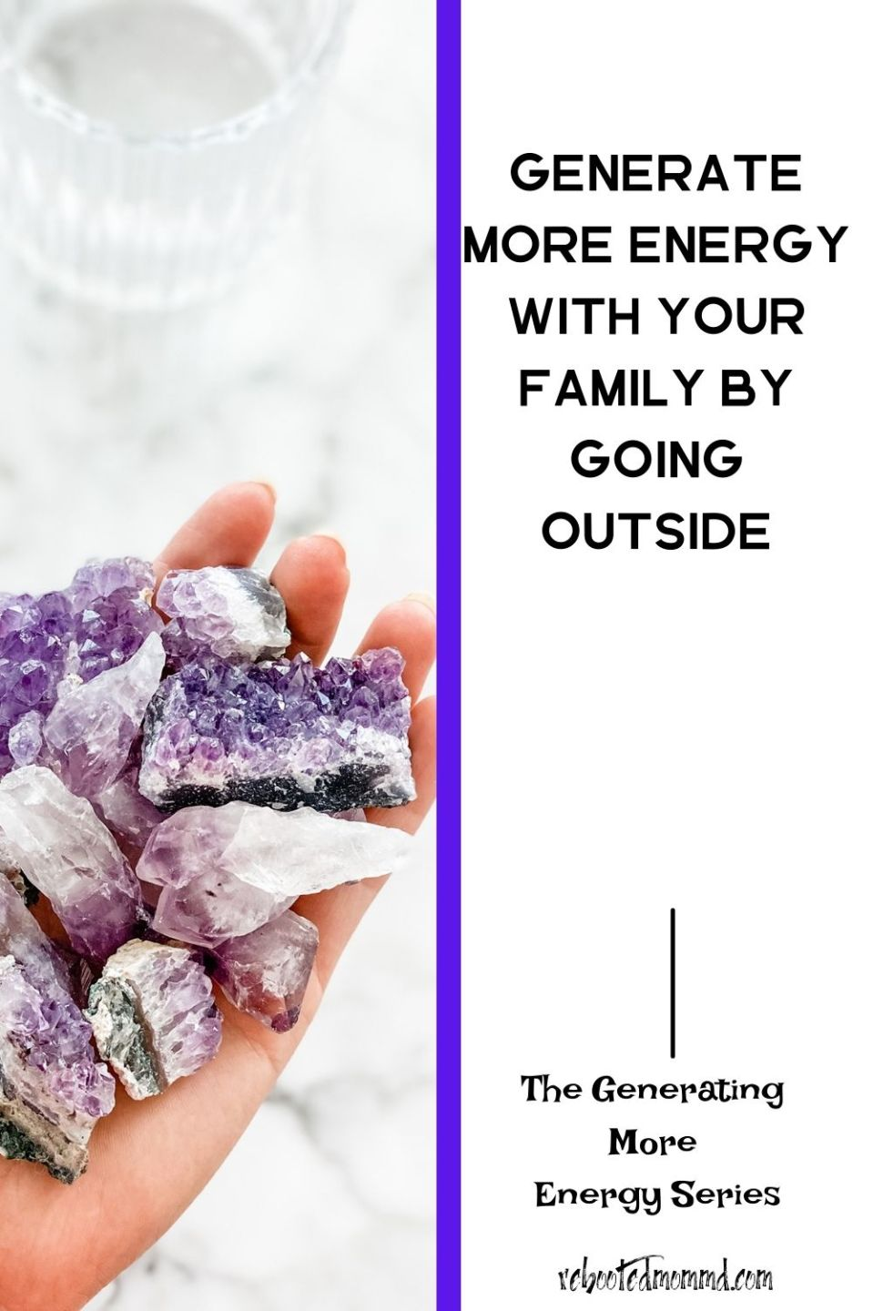 Generate More Energy with Your Family by Getting Outside
