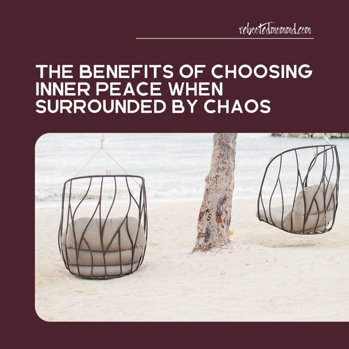 inner peace chaos