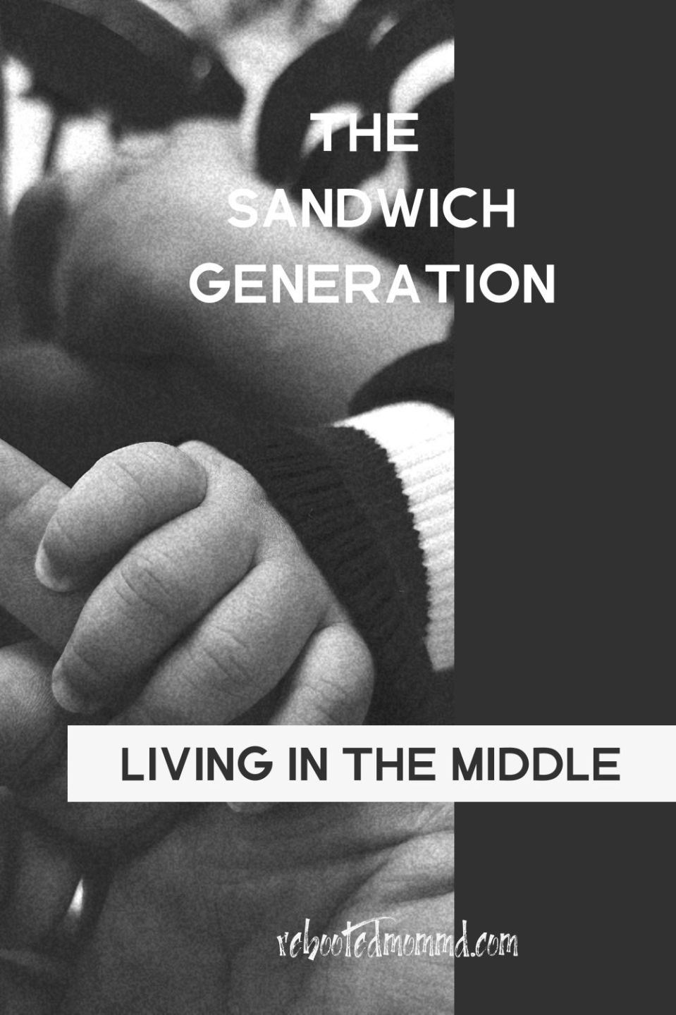 The Sandwich Generation: Living In The Middle