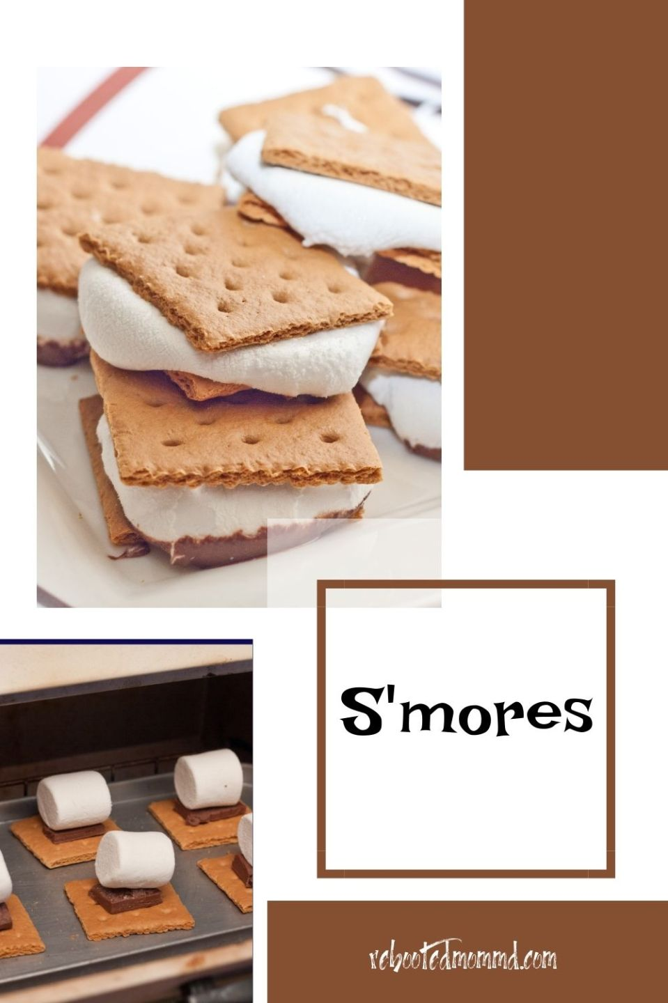 S\'mores for National S\'mores Day