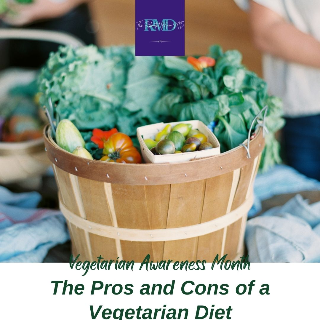 pros and cons of vegetarian diet