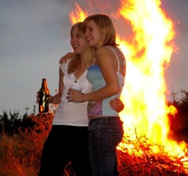 my fiery girls