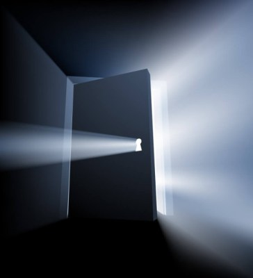 人生の扉が開かれる時