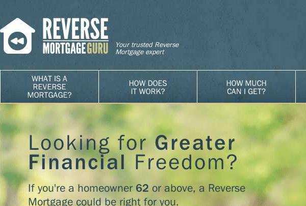 Reverse Mortgage Guru