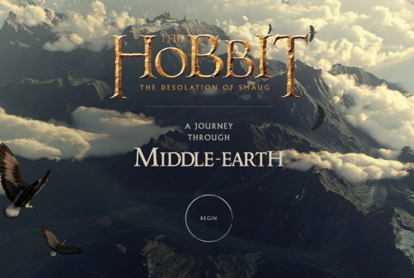 The Hobbit - Site Of The Month
