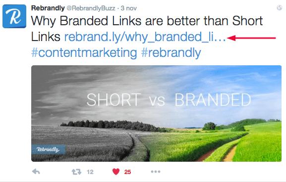 rebrandly shortner