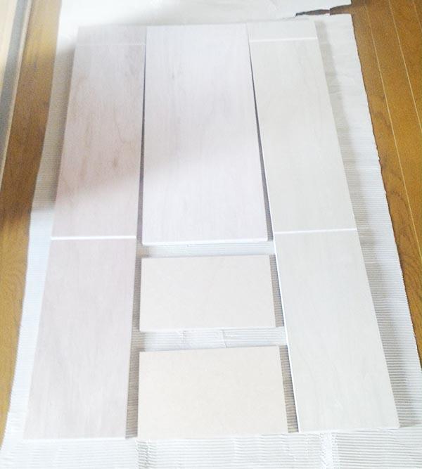 側板・背板・棚板