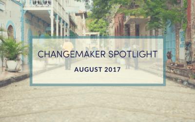 Changemaker Spotlight: Amanda Ward
