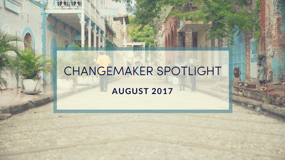 Changemaker Spotlight: Amanda Ward