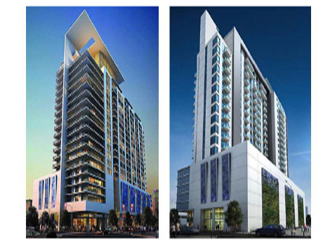 Summa To Begin Pre Leasing 233 Unit High Rise Complex In