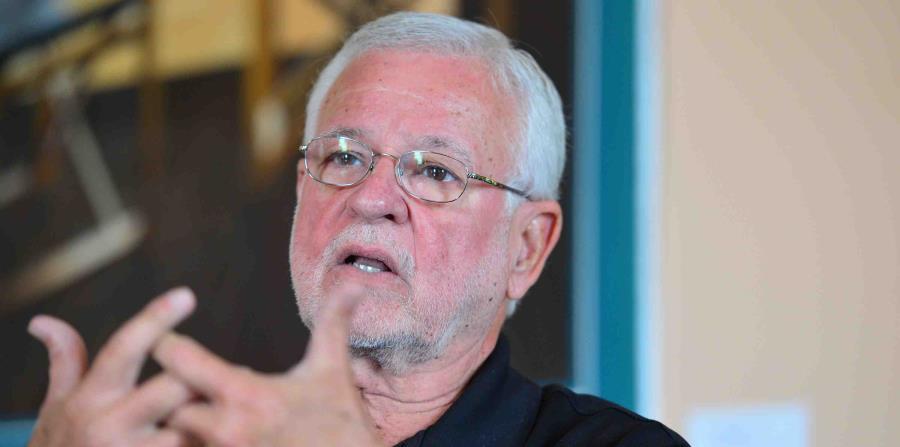 El secretario del Departamento de Seguridad Pública, Héctor Pesquera (horizontal-x3)
