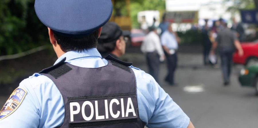 La Policía investiga el caso. (horizontal-x3)