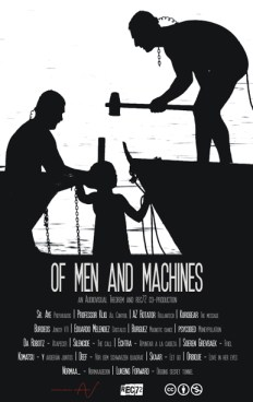 co-compilation Of Men And Machines