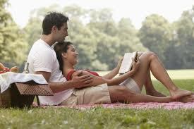 casal lendo