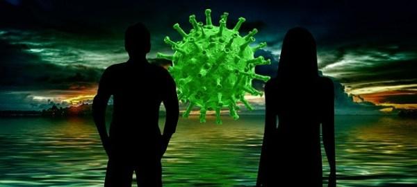 Como transar em época perigosa de coronavírus mantendo distância