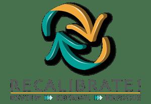 Recalibrate! Logo