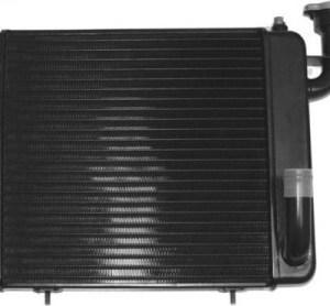 Radiador Motor Yanmar para Bellier Camión