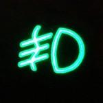 antiniebla Se ha encendido una luz en mi cuadro de mandos Qué significa-recambios infra