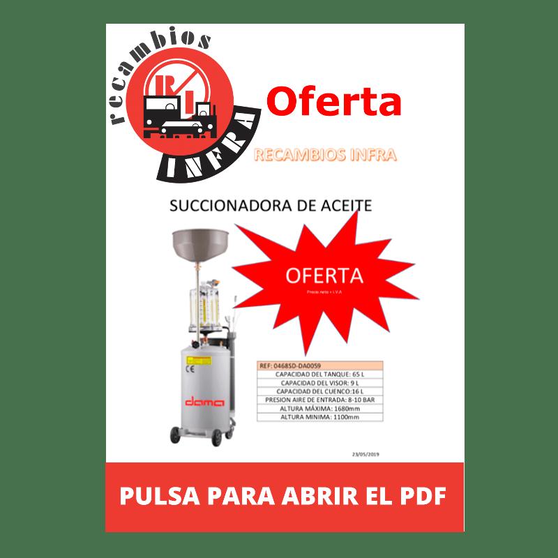recambios-infra-SUCCIONADORA-DE-ACEITE-DAMA