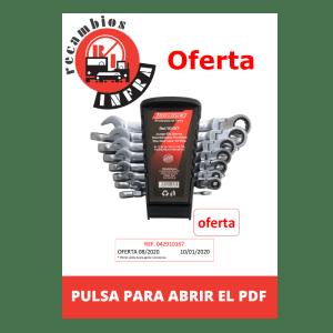 recambios-infra-TOOLRACK-JUEGO-LLAVE-COMBINADA
