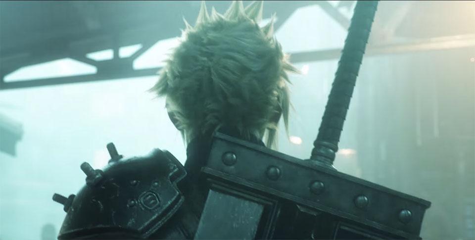 Dossi De Final Fantasy VII Remake Recanto Do Drago