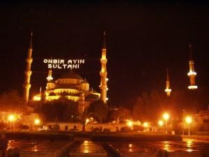 Estambul en Ramadán