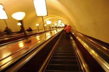 metro de San Petersburgo. El más bonito del mundo