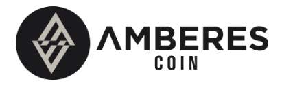 amberes coin Logo