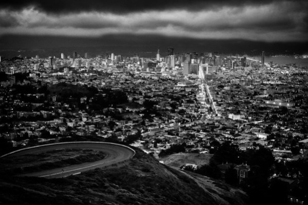 San Francisco from Dual Spires