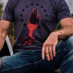 Torch Of Liberty T-Shirt