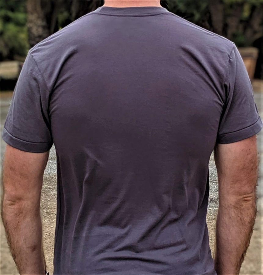 Recast & Reforge T-Shirt Back View