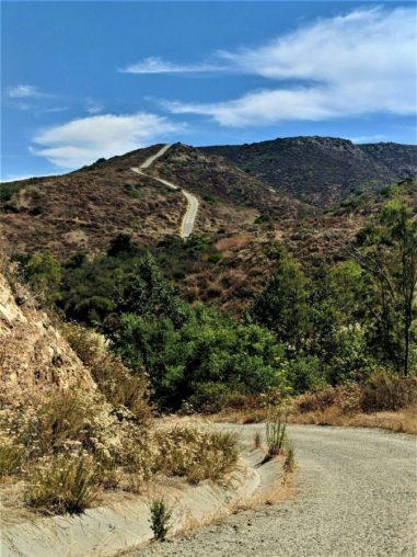 Ultra Marathon Training Route