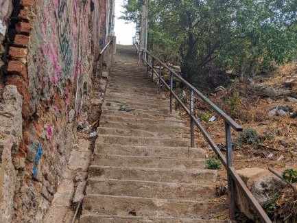 Change Your Life For New Years Resolution Photo From Valparaiso