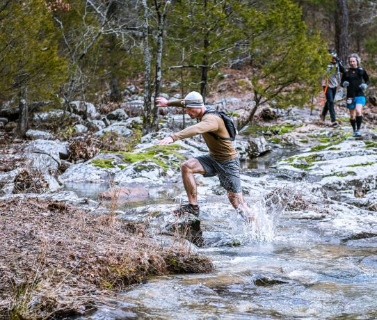 Outlaw 100: An Extreme Race For Pain Seekers