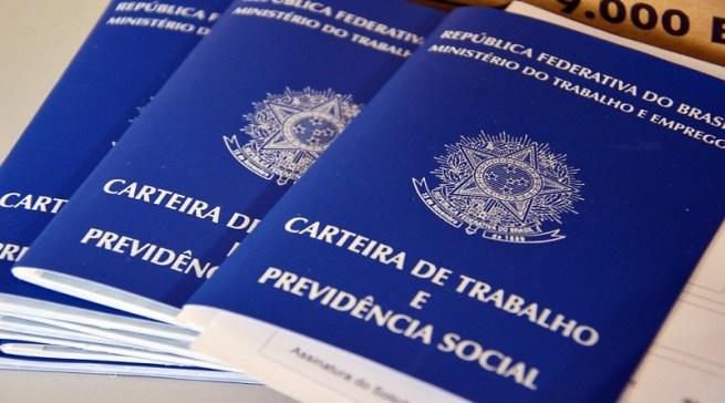 Agendamento de carteira de trabalho CTPS
