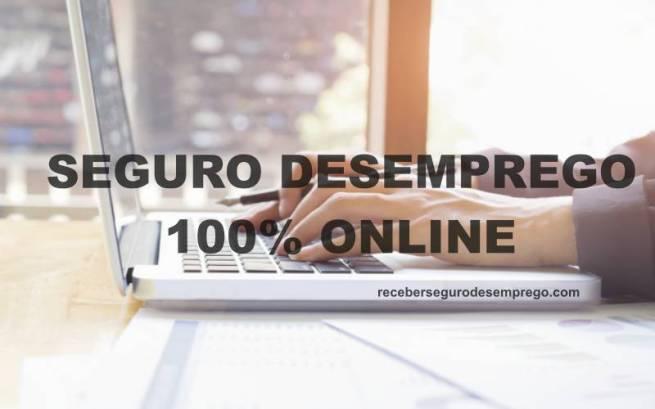 Solicitação Seguro Desemprego 100% pela internet