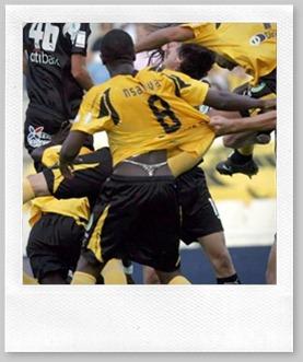 Futebol de fio dental