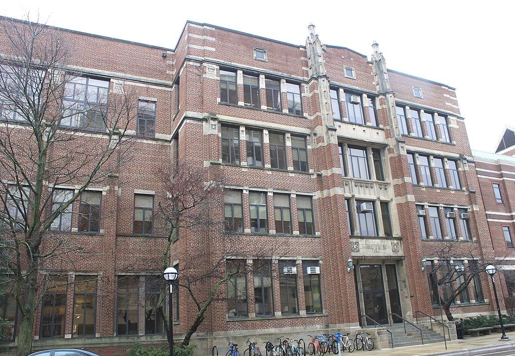 University of Michigan School of Education building