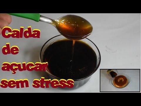 Video: Calda de Caramelo