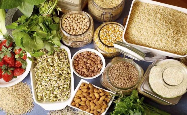 Alimentos poderosos para limpeza do organismo