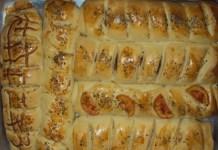 Receita de Baguete Recheada