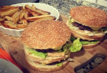 Receita de Big Mac Caseiro