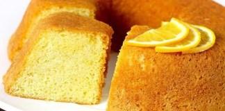 Receita de Bolo De laranja Sem Lactose Sem Glúten e Sem Ovo
