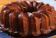 Receita de Bolo de chocolate com maizena de microondas