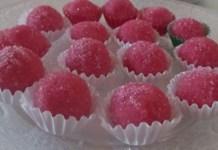 Receita de Brigadeiro de gelatina
